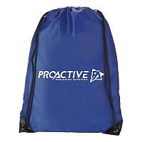 Сумка для спортзала ProActive Plecak Sportowy (Blue 33x44 см)