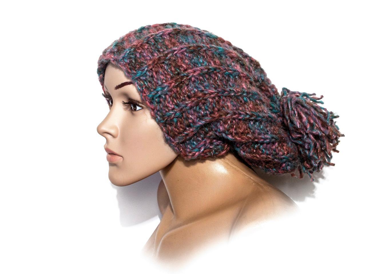 Шапка, женская вязаная шапка, мужская шапка, Unisex, HandMade шапка, модная стильная шапка, шапка носок