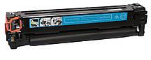 Порожній картридж HP CF211A (131A) Cyan