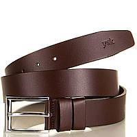 Ремень Y.S.K Ремень мужской кожаный Y.S.K. (УАЙ ЭС КЕЙ) SHI4-2007-10