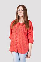 Блуза женская 3/4 рукав   (Индия), фото 1