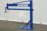 Ручной станок для осадки фальца на трубах Maad ZGT - 1250