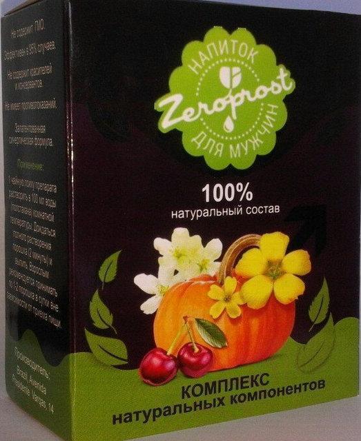 Zeroprost - напиток для мужчин (Зеропрост), 50 гр