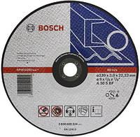 Відрізний диск вигнутий 230 мм Expert for Metal BOSCH