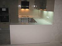 Столешница из акрила, кухонная мойка из акрила