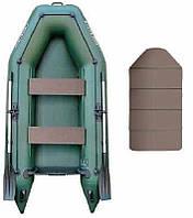 Акция! Лодка надувная моторная Kolibri КМ-280 и слань-книжка