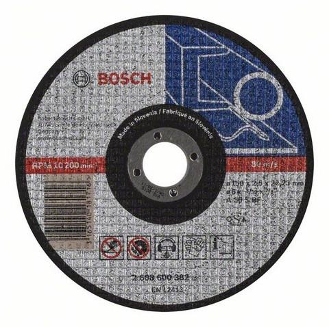 Відрізний диск плоский 150 мм Expert for Metal BOSCH