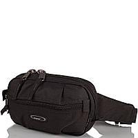 Сумка поясная Onepolar Мужская поясная сумка ONEPOLAR (ВАНПОЛАР) W3001-black