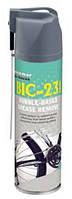 Жидкость для очистки велосипеда Chepark BIC-231, аэрозоль, наличие диффузора для трудно доступных мест, объём