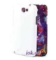 Чехол 3D пластиковый Samsung Galaxy Note2 i9220 (матовый и глянцевый)