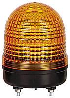 Проблесковый маячок желтый 12-24 VAС/DC MS86SS00Y ( ксенон)