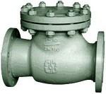 Клапани для відцентрових компресорів