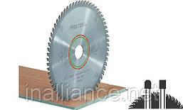 Пильный диск 160 х 20 х 2,2 с трапециевидными плоскими зубьями TF 48 Festool 496308