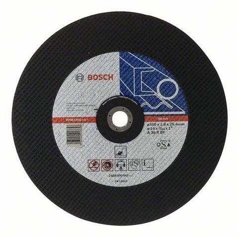 Відрізний диск плоский 350 мм Expert for Metal BOSCH