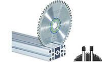 Пильный диск 160 х 20  х 2,2 с трапециевидными плоскими зубьями для алюминия TF 52 Festool 496306