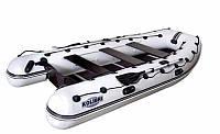 Акция! Лодка надувная моторная Kolibri КМ-330DSL и фанерный пайол со стрингерами