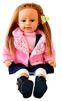 Кукла Танюша MY041  интерактивная