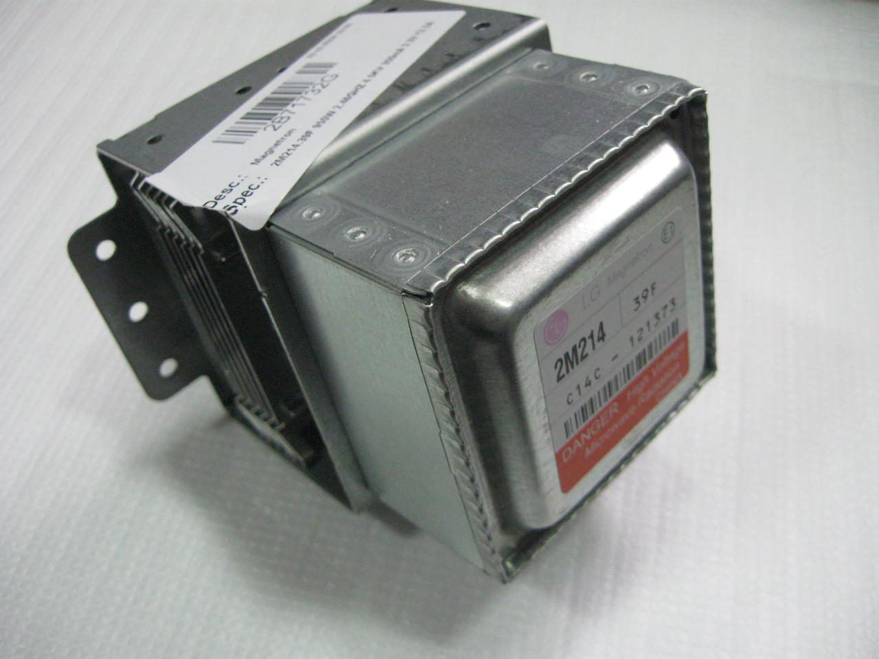 Магнетрон для микроволновой печи LG 2M214 39F