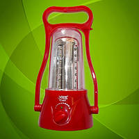 Кемпинговый фонарь YJ-5827, аккумуляторная лампа YAJIA YJ-5827, светильник 5827