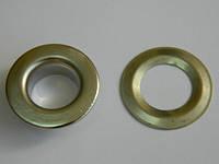 Блочка с кольцом 13 мм ( №28 ) - никель
