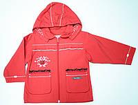 Куртка Slodkie Wiesccie Красная (осенне-весенняя)