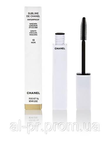 Тушь для ресниц Chanel Sublime De Chanel Waterproof