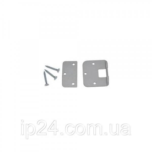 Монтажный комплект lite на метал. дверь (серый) для замка Дори4