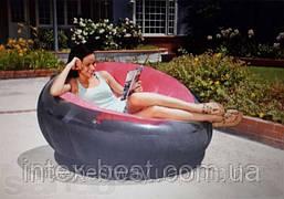 Кресло 112х109х69 см, EMPIRE CHAIR, Intex 68582NP Розовое