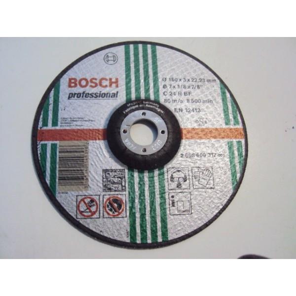 Відрізний диск вигнутий 180 мм Expert for Stone BOSCH