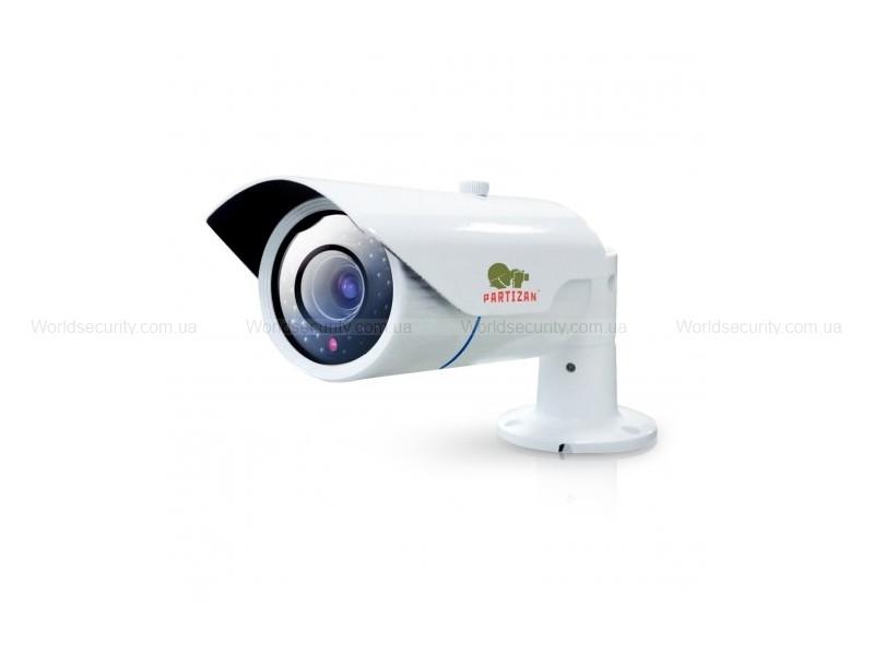 Уличная видеокамера PARTIZAN AHD COD-VF3CH HD  v3.1