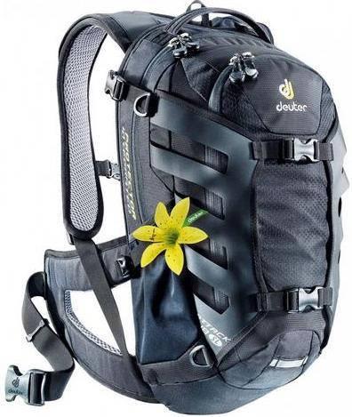Качественный, женский рюкзак на 18 л. ACT DEUTER ATTACK 18 SL 32231 7000 черный