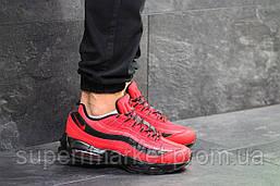Кроссовки Nike Air Max 95 красные, код6548, фото 3