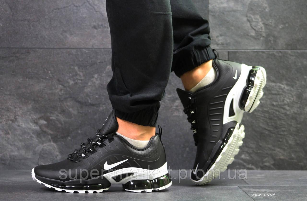 Кроссовки Nike Air Max 2019 черные с белым, код6554