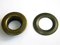 Блочка с кольцом 13 мм ( №28 ) - антик