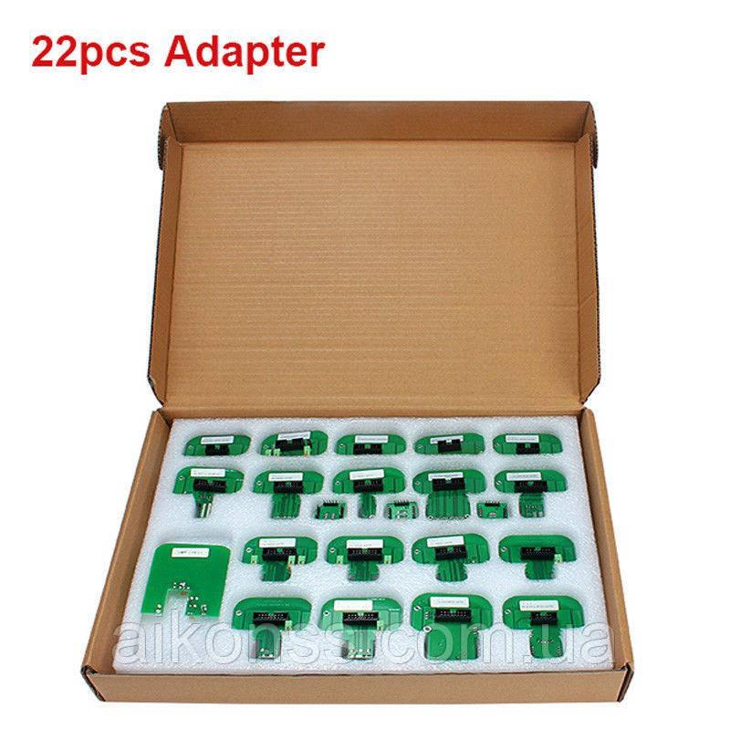 22 шт Набор адаптеров BDM KESS KTAG KTM Dimsport BDM Probe Adapters Full Set Denso