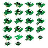 22 шт Набор адаптеров BDM KESS KTAG KTM Dimsport BDM Probe Adapters Full Set Denso, фото 7