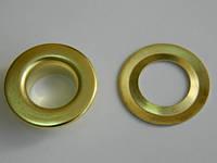 Блочка с кольцом 13 мм ( №28 ) - золото