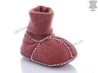 Пинетки детские ODTJ-CUJQQ-HENGJI Пинетки коричневый (18) - купить оптом на 7км в одессе