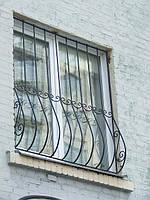 """Кованые решетки на окна """"Луковица"""""""