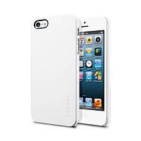 Чехол-накладка SGP Ultra Thin Air для Apple iPhone 5S/5 белый (SGP09505), фото 1