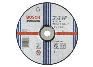 Обдирний коло опуклої форми 180 мм Expert for Metal BOSCH