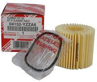 Оригінальний масляний фільтр toyota AURIS COROLLA RAV-4 04152-YZZA6