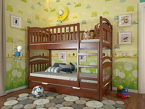 Двухъярусная кровать детская Смайл, фото 3