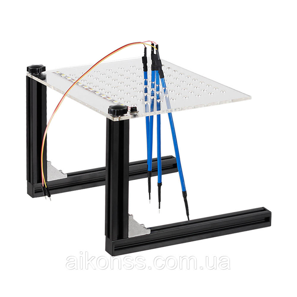 BDM столик LED для програмування ECU ЕБУ . зі щупами