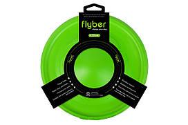 Игрушка для собак Collar Летающая тарелка Flyber 22 см Салатовая