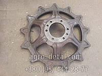 Колесо ведущее 112.39.132-2 звездочка гусеничного трактора ДТ75, фото 1