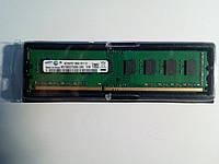 Новая оперативная память Samsung DDR3 4GB 1333MHz Intel/AMD Наличие Гарантия