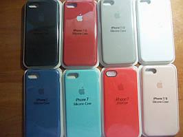 Чехол силикон кейс  Silicone Case для Iphone7 iphone 8