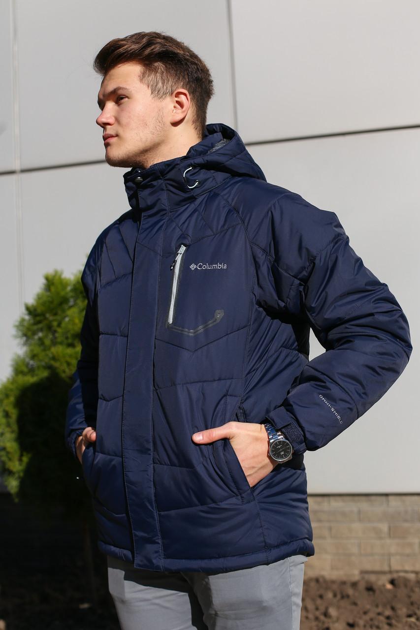 Куртка чоловіча зимова Columbia Titanium гірськолижна