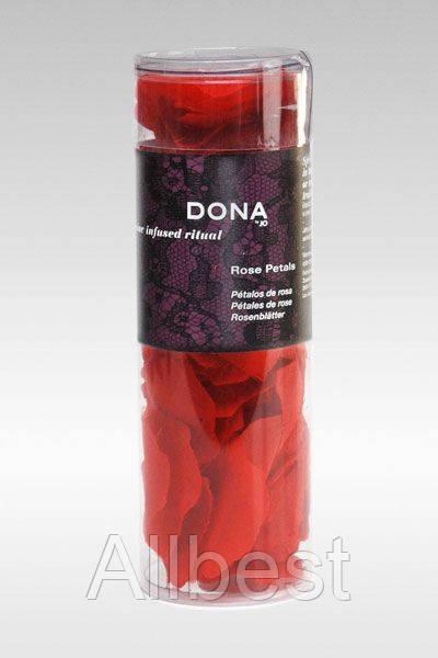 Лепестки роз Dona by JO - Dona Rose Petals Pink & White (T251164)